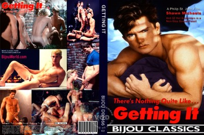 Getting It (California Dream Machine Productions, Jocks Video, Bijou Classics - 1985) DVDRip cover