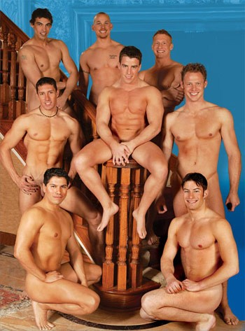 Naked College Nightclub cover