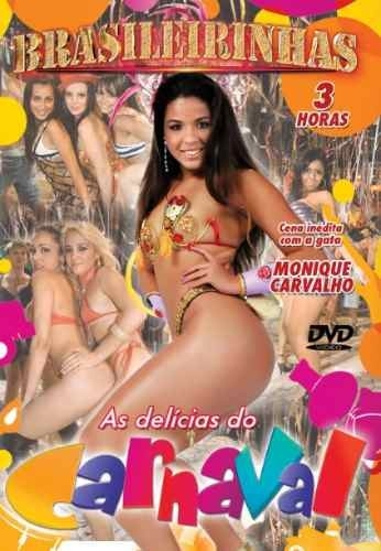 As Delicias do Carnaval (2012/DVDRip) cover