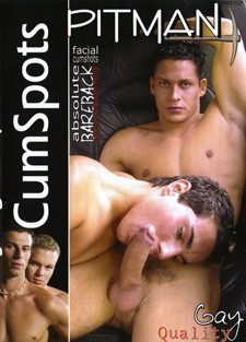[Pitman] Cumspots Scene #6 cover
