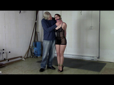 Lingerie Bound In The Basement cover