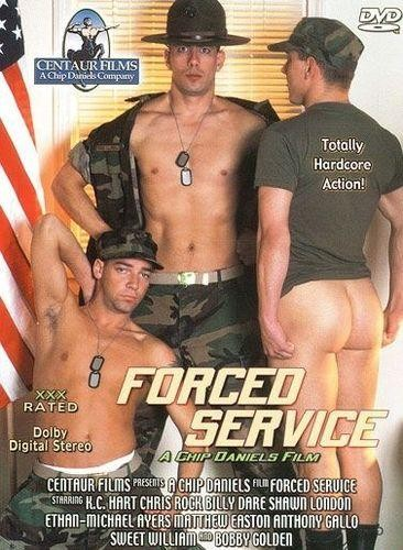 Centaur Films - Forced Service cover