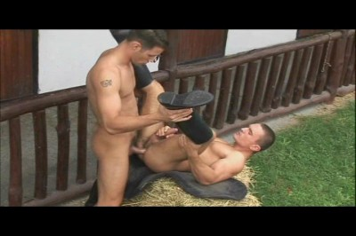 [Pacific Sun Entertainment] Multiple Gay Lovers Fuck Each Others Ass At The Dude Ranch cover
