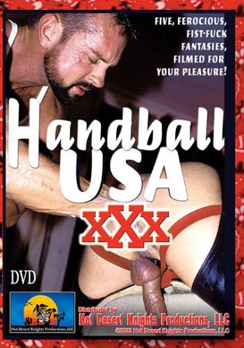 Handball USA cover