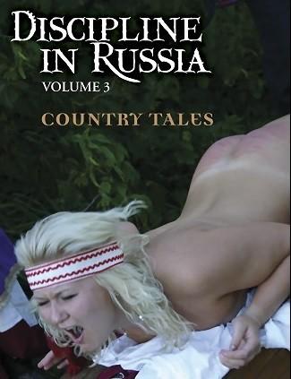 Discipline In Russia 3 cover