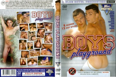 Boys Playground (2003) cover