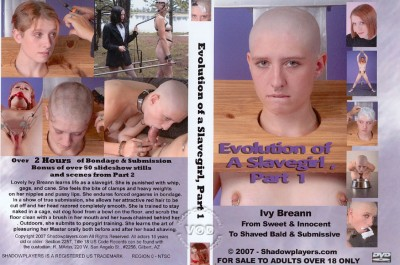 Evolution Of A Slavegirl, Part 1