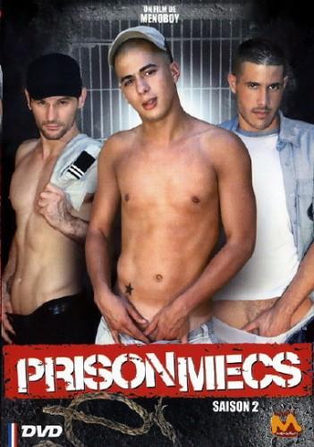 Prison Mecs 2 cover