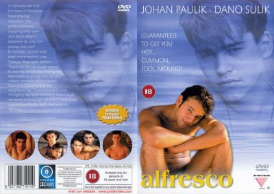 Alfresco (1997) cover