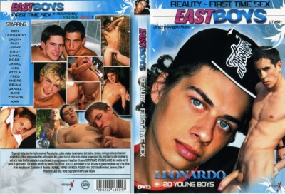 Leonardo + 20 Young Boys (Angelo Rossi / Vimpex / Eastboys) cover
