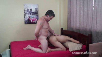 Argie Works Out Daddy's Cock