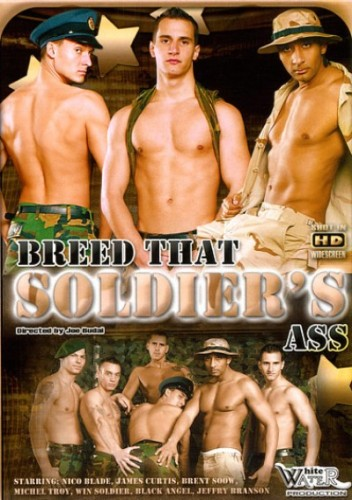 Breed That Soldier's Ass cover
