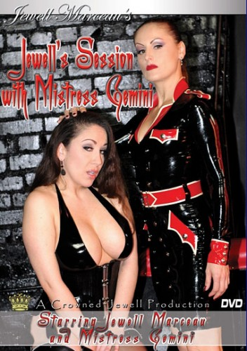 Jewells Session With Mistress Gemini cover