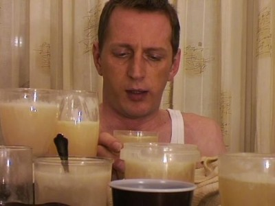 Gay Drunk On Cum
