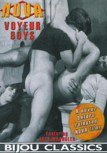 Bareback Voyeur Boys (1978) - Jack Wrangler, Toby Laurence, Terry
