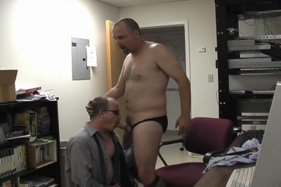 [Pig Daddy] Office Boys Scene #8 cover