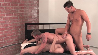 CockyBoys - Kevin & Dorian Do Braxton