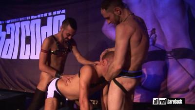 Fostter Riviera,Joe Bexter,Ken Taylor Live Stage Sex cover