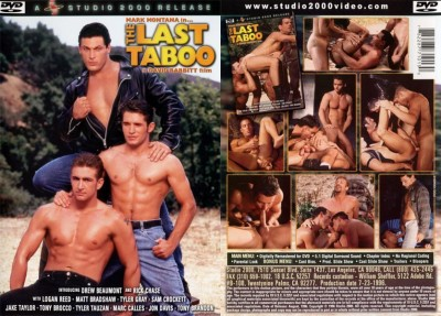 The Last Taboo cover