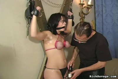 RickSavage - Girls Of Pain Scene 3 Training Of Giselle