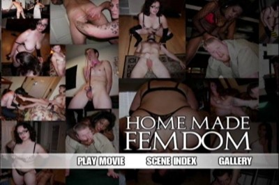 Home Made Fem Dom cover