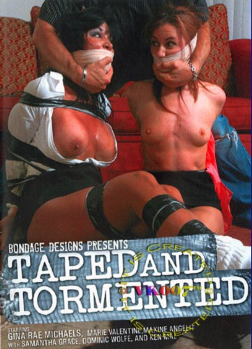 Tapped And Tormented cover