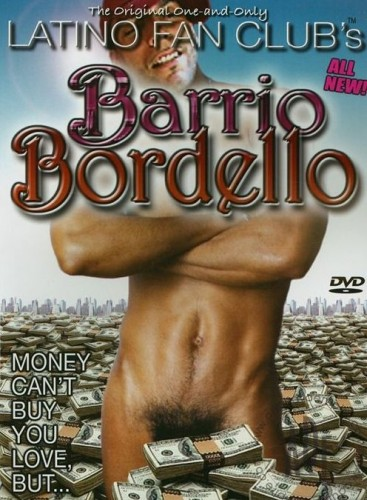 Barrio Bordello cover