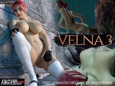 Velna part 3 cover