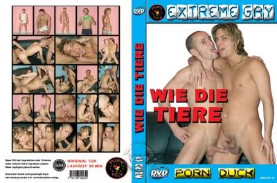 Wie Die Tiere / Fucking Like Animals (2008) cover