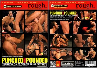 Punched and Pounded (2011) DVDRip cover