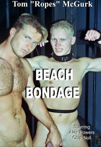 Beach Bondage (Alec Powers) cover