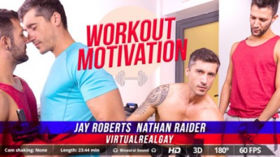 Virtual Real Gay - Workout motivation (Android/iPhone) cover