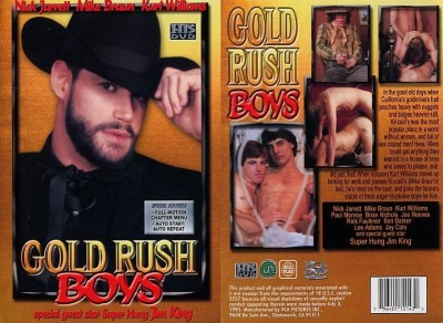 Gold Rush Boys (1983) cover