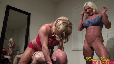 Ashlee Chambers and Wild Kat - It's A Threesome. With A Twosome In Charge cover