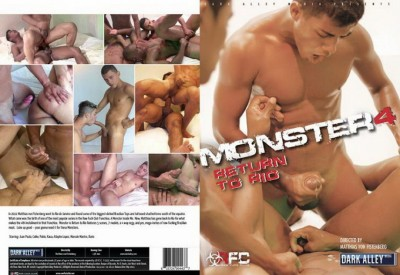A Monster Inside Me - part 4 Return To Rio