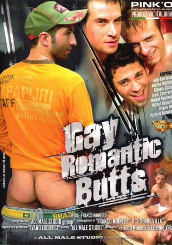Gay romantic buts [All Male Studio] cover