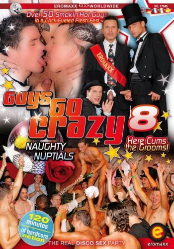 Guys Go Crazy 8 Naughty Nuptials cover