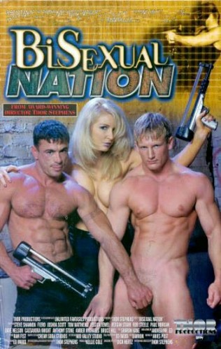 Bisexual Nation cover
