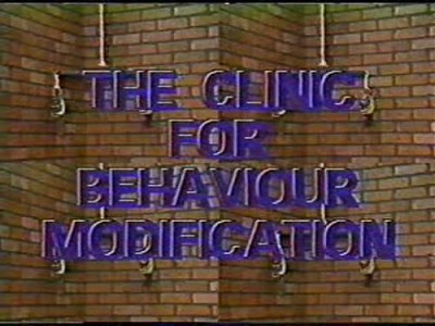 The Clinic Of Behaviour Modification cover