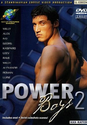 Power Boys 2 cover