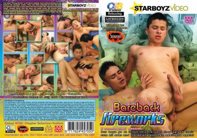 OTB Starboys video - Bareback fireworks (Roberto Escoda, OTB) cover