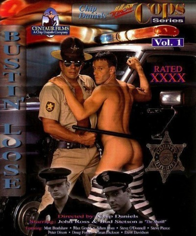 Hot Cops 4: Bustin' Loose cover