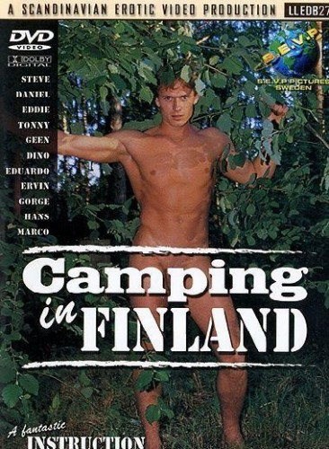 Camping in Finland 1