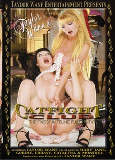 [Taylor Wane Entertainment] Catfight club vol1 Scene #4 cover