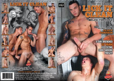 Lick it Clean / Below the Rim 2 (2011) cover