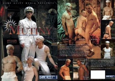 Dark Alley Media - Mutiny: Shipmates Revenge cover
