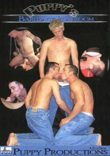 Puppy's Bareback Playroom (2004) cover