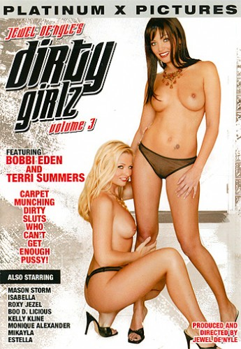 Dirty girlz vol. 3 (2004) cover