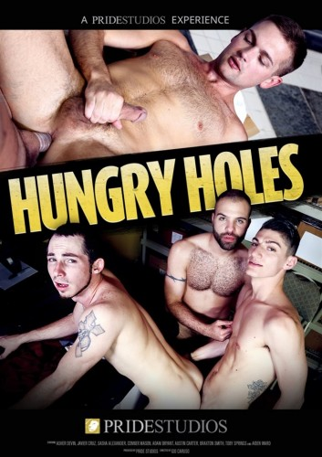 Hungry Holes cover