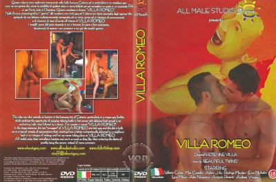 00487-Villa Romeo [All Male Studio] cover